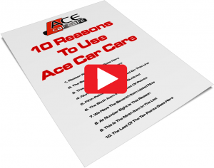 10 Reasons To Use Ace Car Body Repairs Shrewsbury