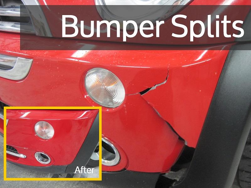 Mini Bumper Repair Shrewsbury Ace Car Body Repairs Shrewsbury