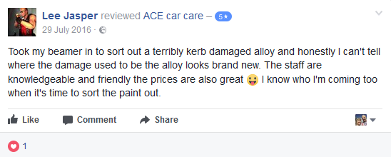 Lee Jasper Review Of Ace