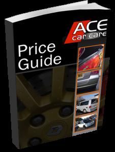 Ace Car Body Repairs Price Guide