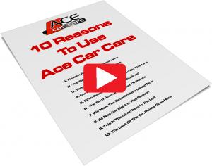 10 Reasons To Use Ace Car Body Repairs SHrewsbury