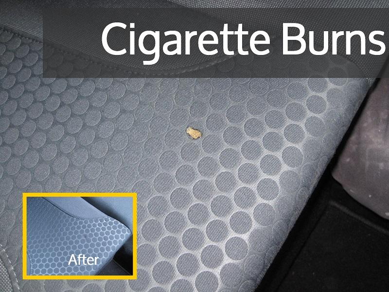 Cigarette Burn Fag Burn Repairs