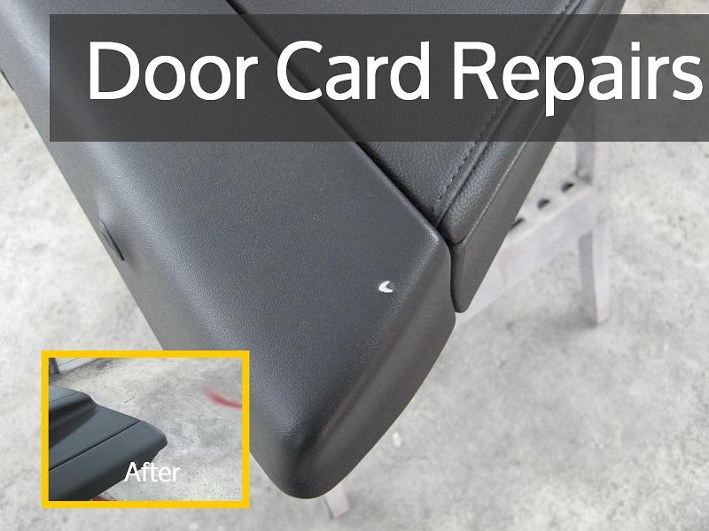 Door Card Repairs
