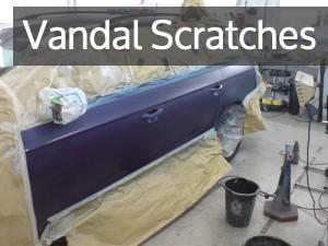 Vandal Scratch Removal
