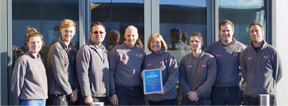 Ace Car Body Repairs Shrewsbury Team