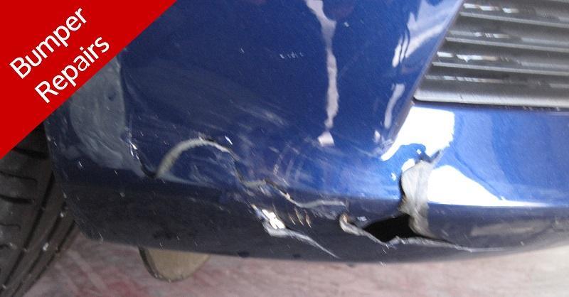 Plastic Bumpers Repair Needed
