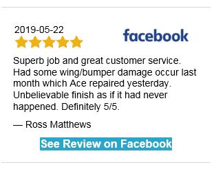 Plastic Car Bumper Repair Customer Review