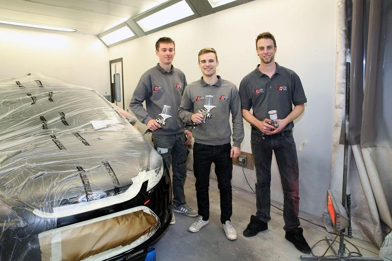 ace-car-paint-repair-shrewsbury-team