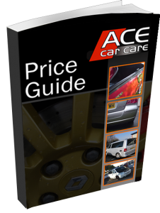 Ace Car Body Repairs Price Guide